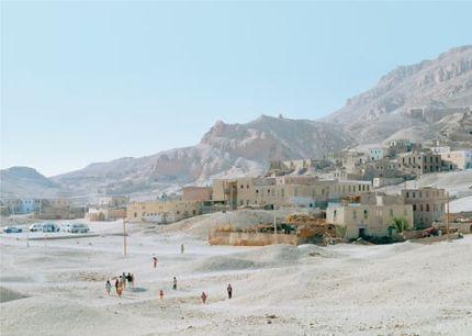 Luxor, 2003, 74 x 104 cm