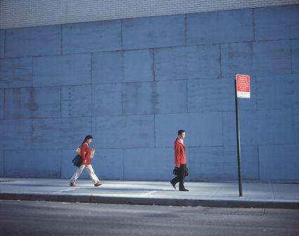 New York, Distance II, 95 x 120 cm (New York)