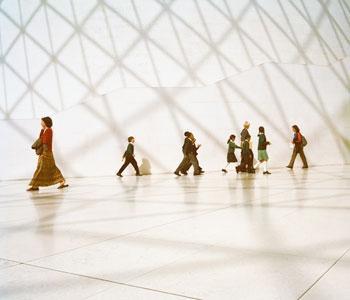 Space Walk II, 2003, 58 x 68 cm (Tate Britain)