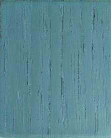 Dunkles Schilf, 2010, Öl auf Leinwand, 30 x 25 cm